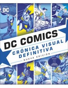 DC COMICS. CRÓNICA VISUAL...