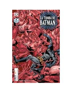 LA TUMBA DE BATMAN 06 DE 12
