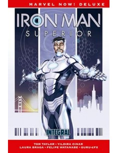 IRON MAN SUPERIOR INTEGRAL...