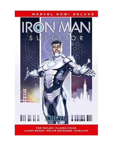 IRON MAN SUPERIOR INTEGRAL (MARVEL...