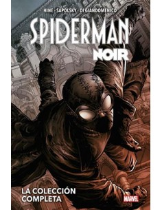 SPIDERMAN NOIR: LA...