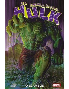 INMORTAL HULK 01. MARVEL...