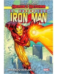 EL INVENCIBLE IRON MAN 01....