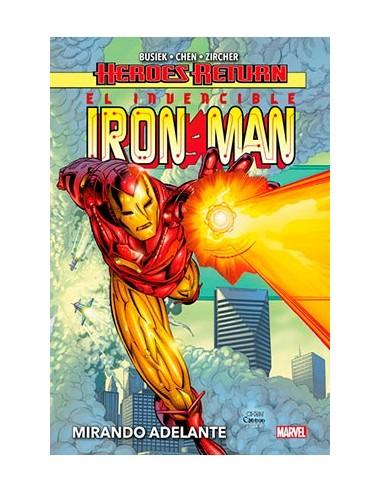 EL INVENCIBLE IRON MAN 01. MIRANDO...
