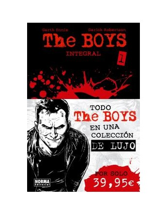 THE BOYS ED. INTEGRAL VOL. 1