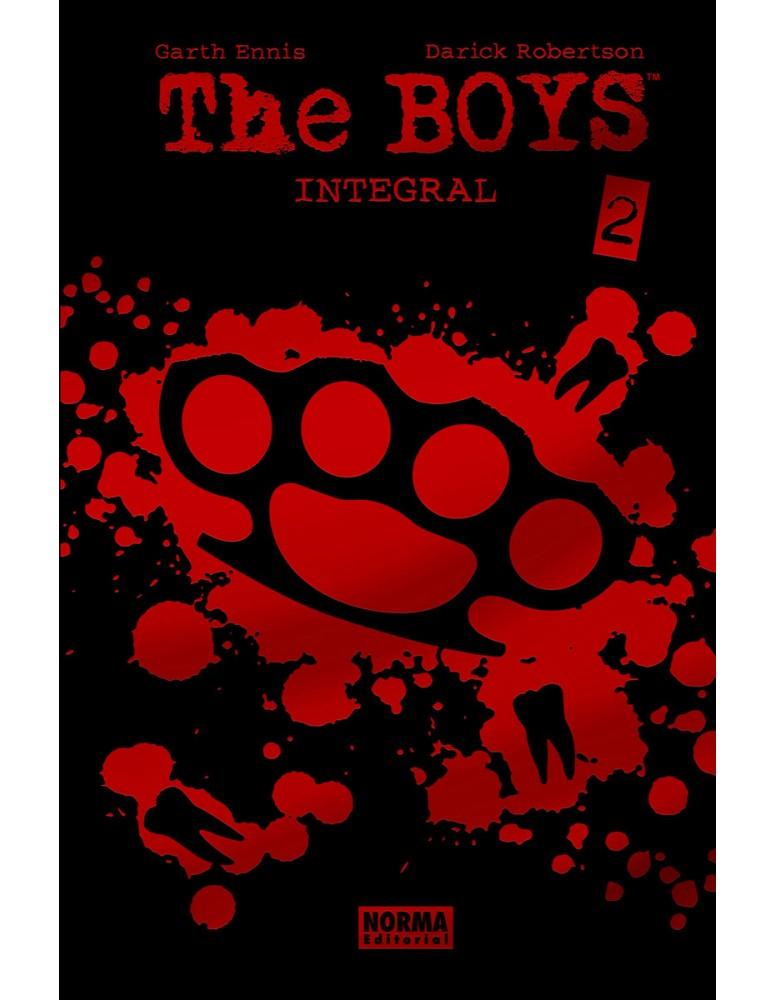 THE BOYS ED. INTEGRAL VOL.2