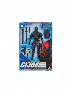 P- G.I.JOE SNAKE EYES - HASBRO
