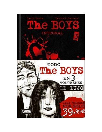 THE BOYS ED. INTEGRAL VOL. 3