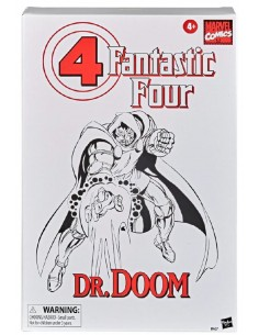 DOCTOR DOOM FANTASTIC FOUR...