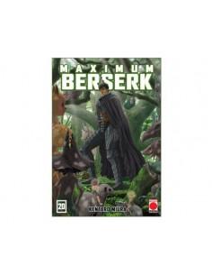 MAXIMUM BERSERK Nº 20