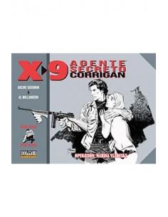 AGENTE SECRETO X-9....