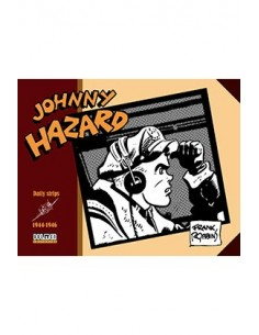 JOHNNY HAZARD 1944-1946