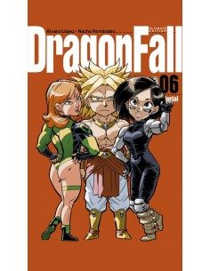 DARGON FALL 06 - ULTIMATE...