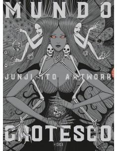 JUNJI ITO ARTWORK: MUNDO...