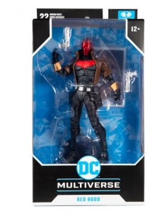 DC Multiverse Figura Red...