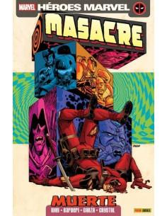 MASACRE 13: MUERTE