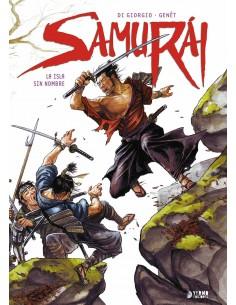 SAMURAI 02: LA ISLA SIN NOMBRE