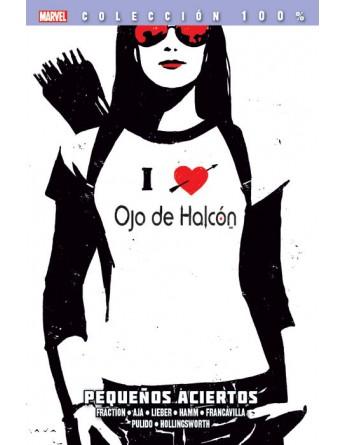 OJO DE HALCÓN 02: PEQUEÑOS...