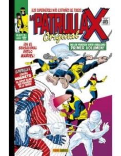 LA PATRULLA-X ORIGINAL...