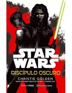 STAR WARS: DISCIPULO OSCURO