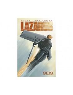 LAZARUS 06: FRACTURA 1