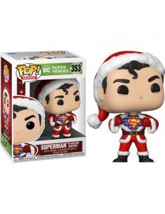 FUNKO POP HOLIDAY SUPERMAN...