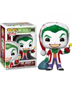 FUNKO POP DC HOLIDAY SANTA...