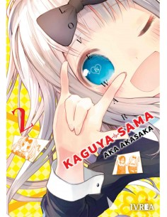 KAGUYA-SAMA: LOVE IS WAR 02