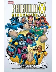 PATRULLA-X: RENOVACION 01....