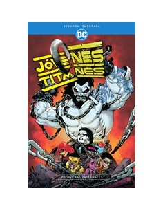 JOVENES TITANES: SEGUNDA...