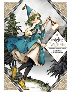 ATELIER OF WITCH HAT VOL. 07