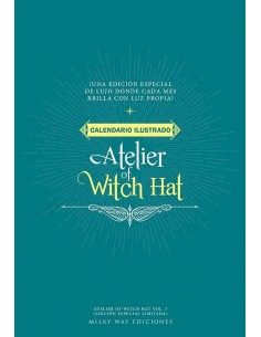 ATELIER OF WITCH HAT VOL....