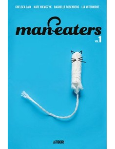 MAN-EATERS 01