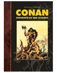 CONAN: BIOGRAFIA DE UNA...