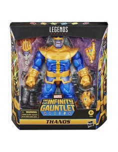 THANOS DELUXE FIGURA MARVEL...