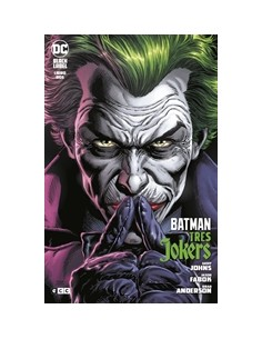 BATMAN: TRES JOKERS 2 DE 3
