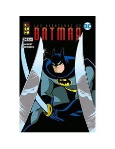 LAS AVENTURAS DE BATMAN 24