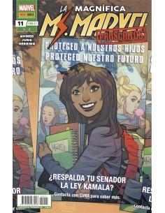 LA MAGNIFICA MS. MARVEL 11