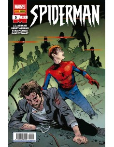 SPIDERMAN (J.J. ABRAMS) Nº 05