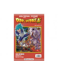 DRAGON BALL SERIE ROJA Nº 254