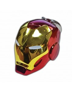 CASCO IRON MAN LLAVERO...