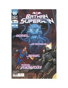 BATMAN/SUPERMAN 12