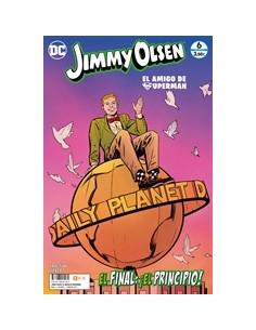 JIMMY OLSEN, EL AMIGO DE...