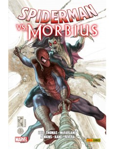 SPIDERMAN VS MORBIUS