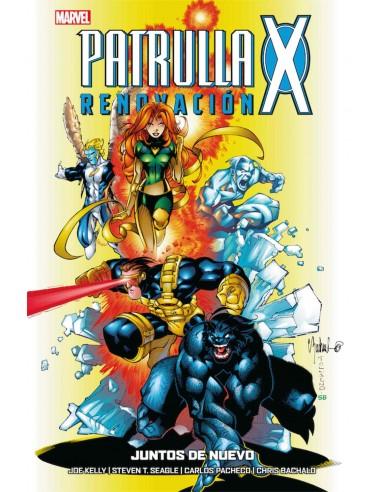 PATRULLA-X: RENOVACION 02. JUNTOS DE...