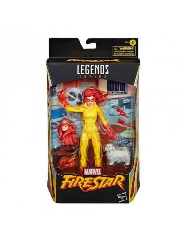 FIRESTAR FIGURA 15 CM CLASSIC MARVEL...
