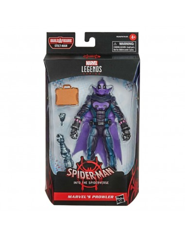INTO THE SPIDERVERSE - PROWLER FIGURA...