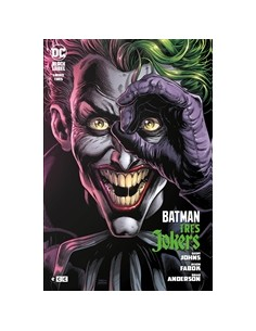 BATMAN: TRES JOKERS 03 DE 3