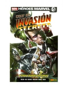 WHAT IF: INVASION SECRETA Y...