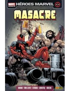 MASACRE 05. TEAM-UP
